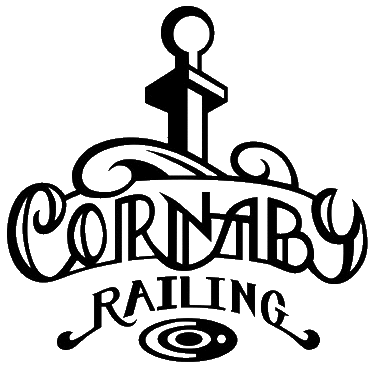 Cornaby Railing & Powder Coating Inc. Logo